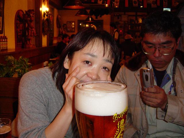 松崎裕先生 飲み会